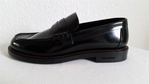 Burberry London, Loafer, Leder, schwarz, 39, neu, € 550,-