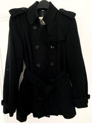 Burberry London Mantel schwarz
