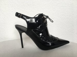 Burberry London, Pumps, schwarz, Lackleder, EUR 36, neu, € 650,-