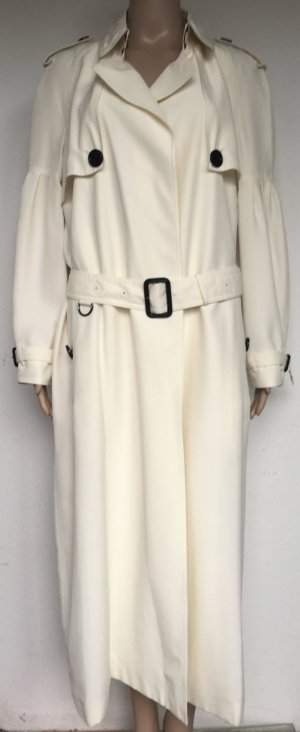 Burberry London, Silk Trenchcoat, offwhite, 40 (It. 44/US 10), neu, € 2.000,-