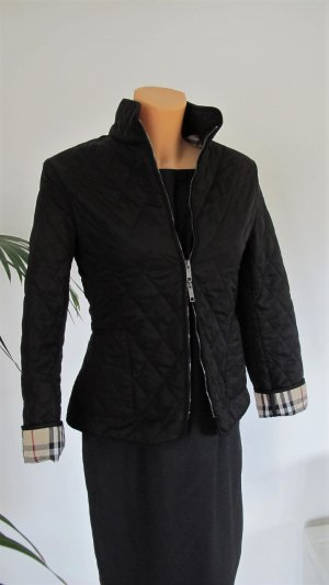 BURBERRY LONDON Steppjacke schwarz Gr. XS Novacheck