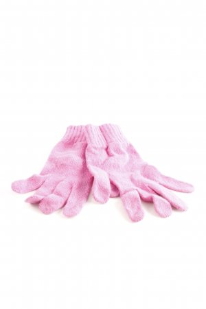 Burberry London Strickhandschuhe pink Casual-Look