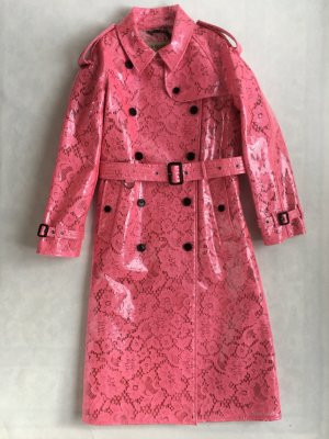 Burberry London, Trenchcoat, altrosa (bright pink), 42 (It. 46/US 12), neu, € 2.700,-