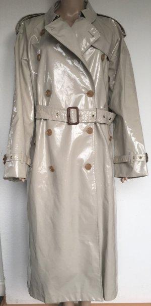 Burberry London, Trenchcoat, beige (Heritage Stone), 44 (It. 48/US 14), Baumwolle (beschichtet), neu, € 2.000,-
