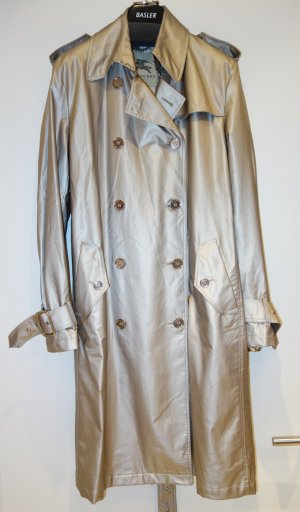 Burberry London Trenchcoat Glanz-Optik Gr.42