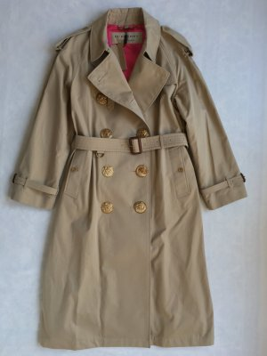 Burberry London, Trenchcoat, Honey, 42 (It. 46), Baumwolle, neu, € 2.000,-