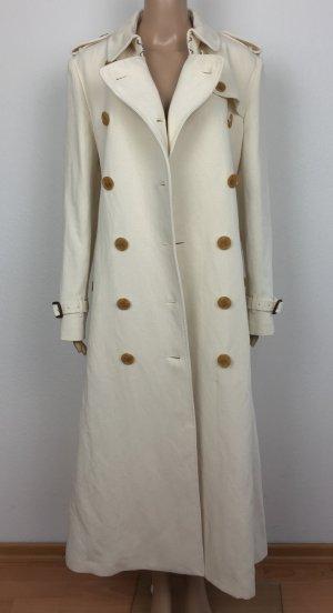 Burberry London, Trenchcoat, off white, 38 (It. 42/US 8/UK 10), Cotton/Leinen, neu, € 2.200,-