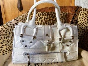 Burberry Manor Bag, Tasche Leder gross Top Zustand