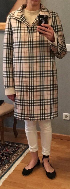 Burberry Between-Seasons-Coat multicolored synthetic fibre