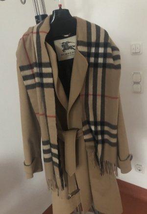 Burberry Winter Coat camel cashmere