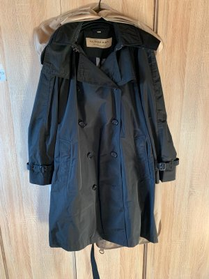 Burberry Trench Coat black-dark blue
