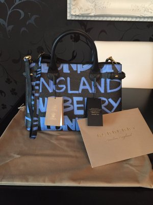 Burberry Medium Banner Graffiti Lim. Neu