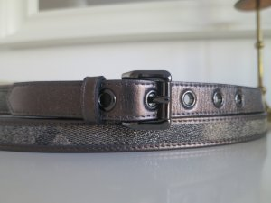Burberry Double Belt grey-dark grey