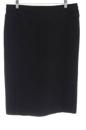 Burberry Midirock schwarz Elegant