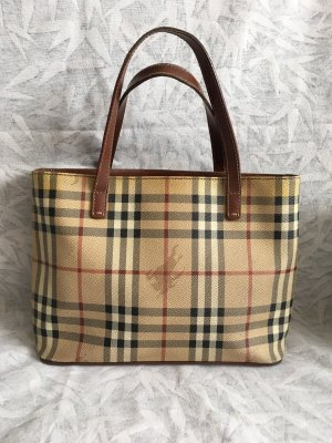 Burberry Handbag light brown-camel