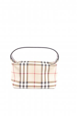 Burberry Mini Bag check pattern street-fashion look