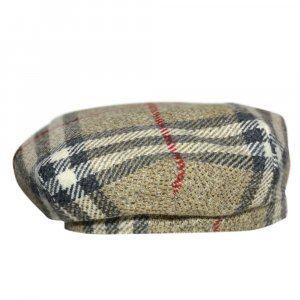 Burberry Cap multicolored wool