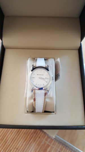 Burberry Horloge wit