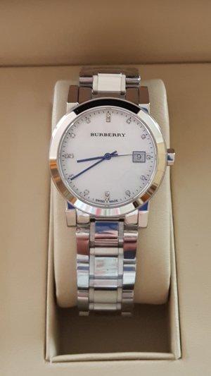 Burberry Horloge zilver