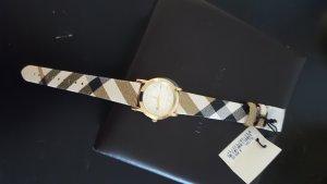 Burberry Horloge grijs-bruin