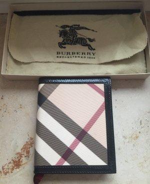 Burberry Notebook/Notizblock