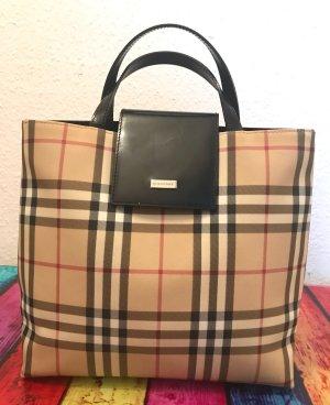 Burberry Nova Check große Handtasche