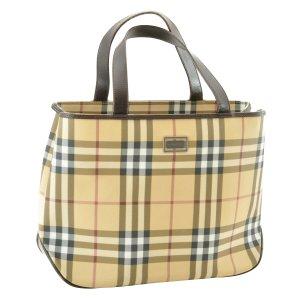 Burberry Nova Check Hand Bag