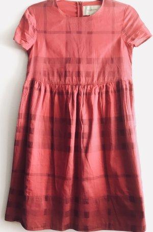 Burberry nova check Mini Dress 100% Cotton Blogger wie neu  XS 34/36