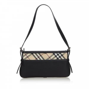Burberry Handbag black nylon