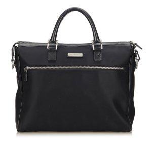 Burberry Nylon Briefcase