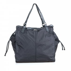Burberry Tote black nylon