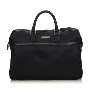 Burberry Nylon Business Bag