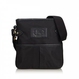 Burberry Crossbody bag black nylon