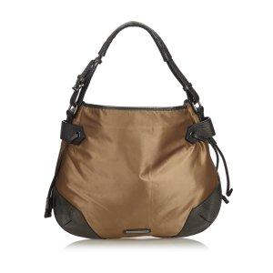 Burberry Handbag light brown nylon