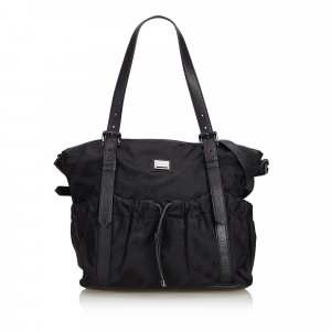 Burberry Nylon Satchel