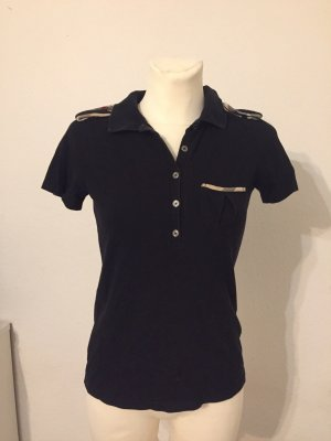 Burberry London Polo Shirt black
