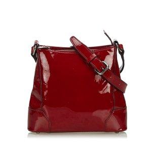 Burberry Gekruiste tas rood Imitatie leer