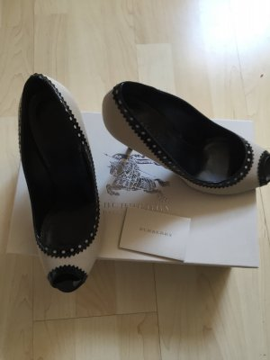 Burberry Pumps room-zwart
