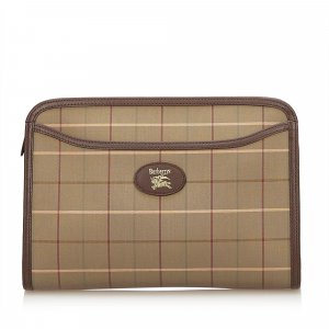 Burberry Clutch brown
