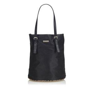 Burberry Tote black nylon