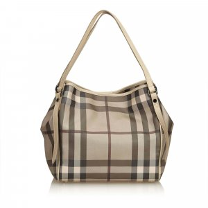 Burberry Plaid Shoulder Bag