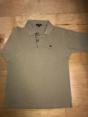 Burberry Polo shirt beige-camel