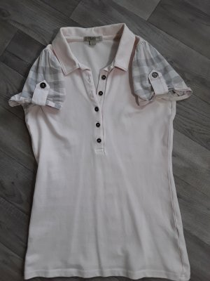 Burberry Polo- Shirt, Gr. S, rosè