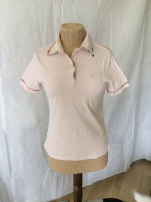 Burberry Polo rose clair coton