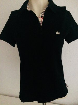 Burberry Polo Shirt mit Details