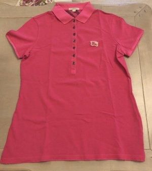 Burberry Polo Shirt pink