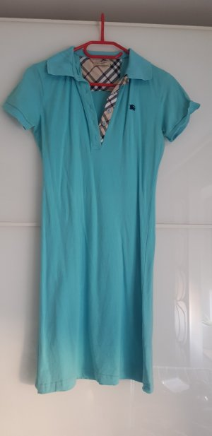 Polo Dress light blue