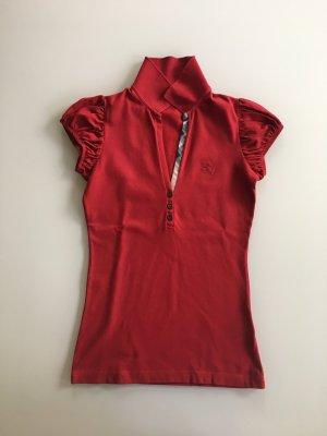 Burberry Poloshirt; wie neu, kaum getragen