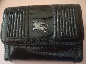 Burberry Wallet black leather