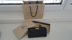 Burberry Wallet black-gold-colored